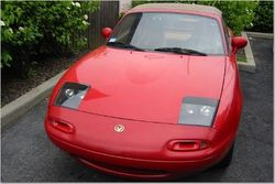 Another redroadster927 1994 Mazda Miata MX-5 post... - 3845480