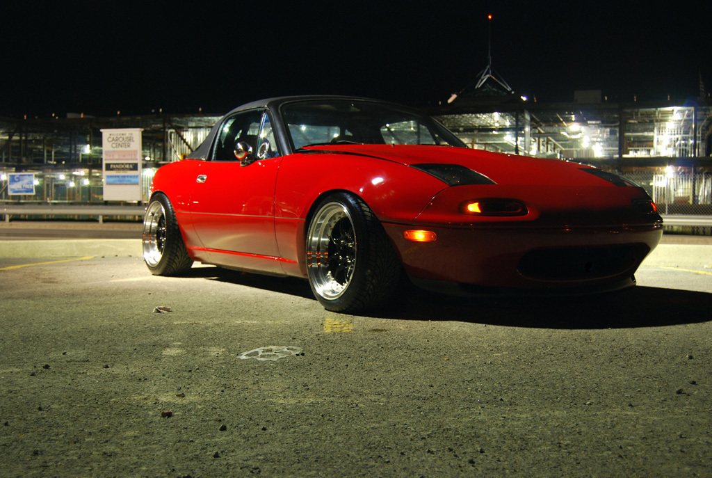 Another redroadster927 1994 Mazda Miata MX-5 post... - 3845492