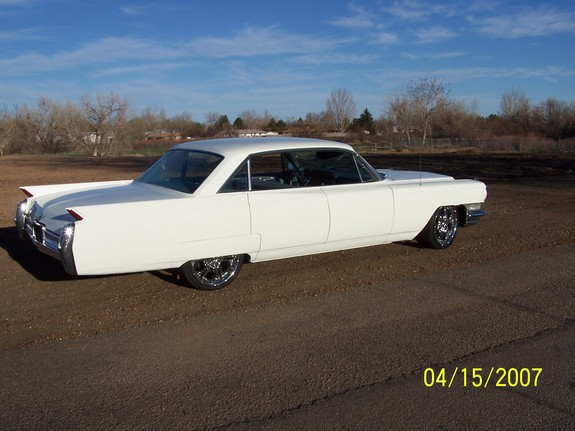 Another 64deville 1964 Cadillac DeVille post... - 3845076