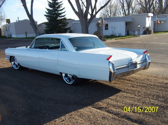 Another 64deville 1964 Cadillac DeVille post... - 3845077
