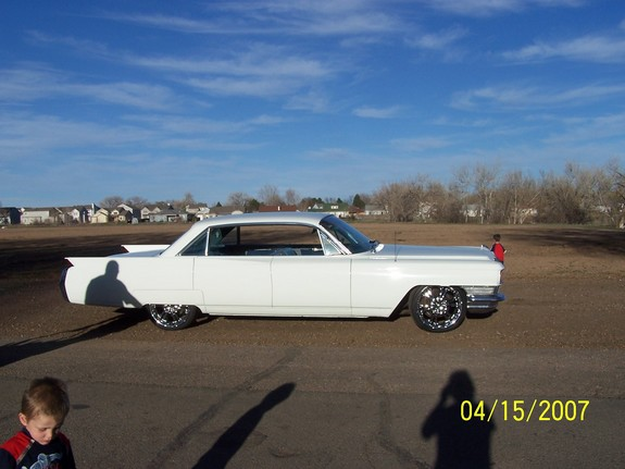 Another 64deville 1964 Cadillac DeVille post... - 3845078