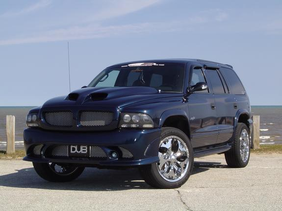 da punisher 1999 dodge durango specs photos modification. Black Bedroom Furniture Sets. Home Design Ideas