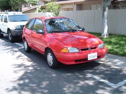 ralliart22 1995 Ford Aspire