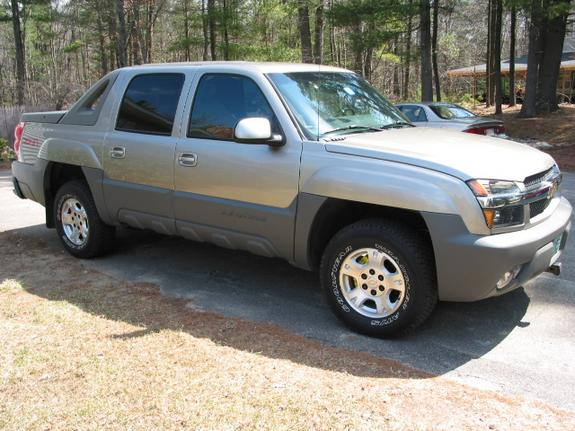 jimmyjavy 2002 chevrolet avalanche specs photos. Black Bedroom Furniture Sets. Home Design Ideas