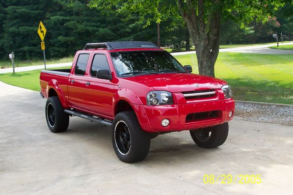 High Quality ... Nissanguy03 2003 Nissan Frontier Crew Cab 5834960034_large ...