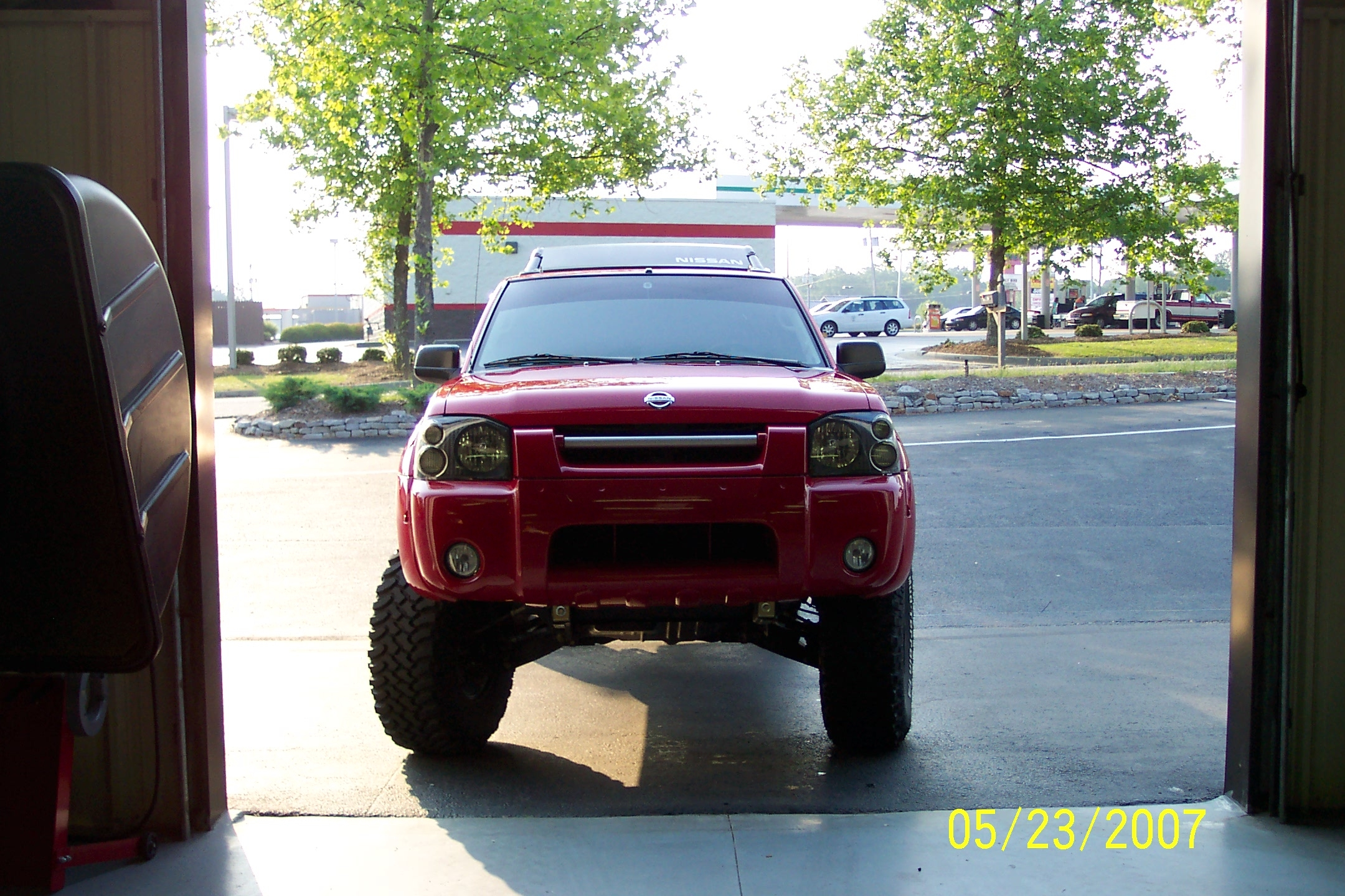 Another Nissanguy03 2003 Nissan Frontier Crew Cab post... - 3855486