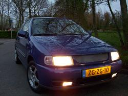 Polo6n 1999 Volkswagen Polo