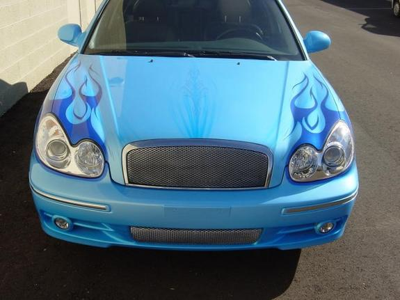 Another robynmm 2003 Hyundai Sonata post... - 3861687