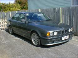 greyhartge 1988 BMW 5 Series
