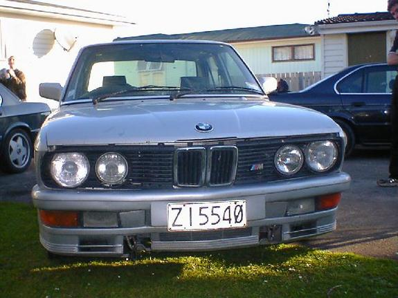 Another greyhartge 1988 BMW 5 Series post... - 3862699