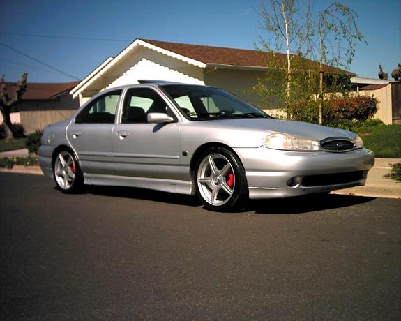 lowbudgetracing's 1998 Ford Contour