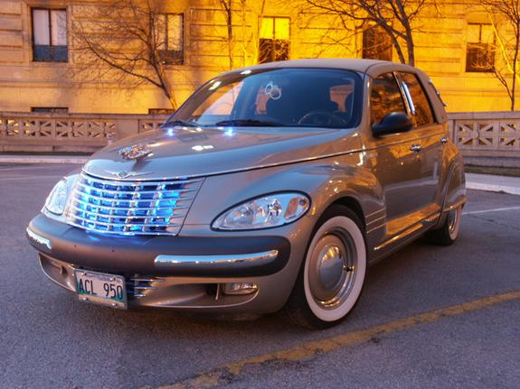 Almondlush 2003 Chrysler Pt Cruiser Specs Photos