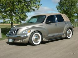 AlmondLush 2003 Chrysler PT Cruiser