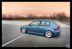 cdwests 2000 Volkswagen Golf
