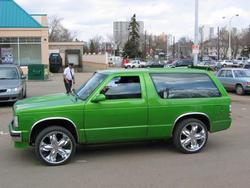 SO_SLICK 1988 Chevrolet Blazer