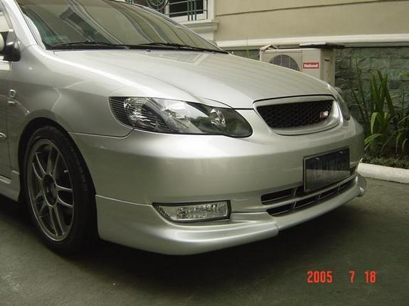 Another silveraltis 2003 Toyota Corolla post... - 3872832