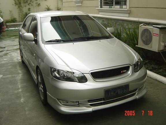 Another silveraltis 2003 Toyota Corolla post... - 3872833