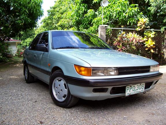Another djmaq2003 1991 Mitsubishi Lancer post... - 3873300