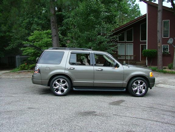 Another 1TIGHTX 2004 Ford Explorer post... - 3873345