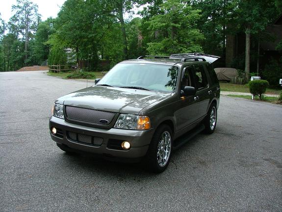 Another 1TIGHTX 2004 Ford Explorer post... - 3873347