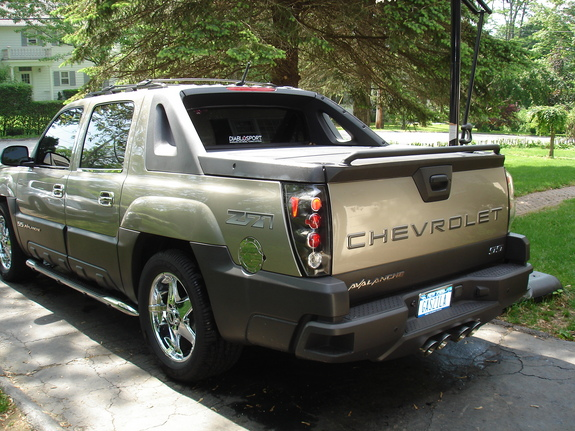 charlie2465 2003 chevrolet avalanche specs photos modification info at cardomain. Black Bedroom Furniture Sets. Home Design Ideas