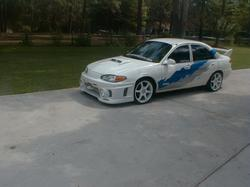 domesticasian319s 1997 Ford Escort