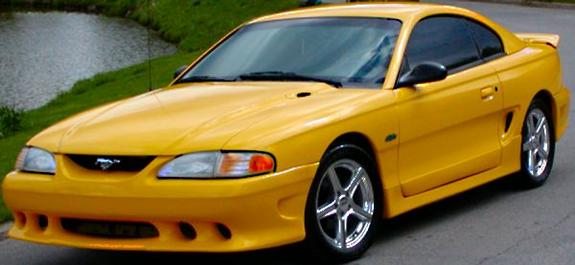 98yellowstanggt 1998 Ford Mustang Specs Photos