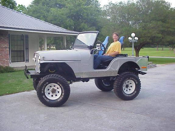 Looseal 1973 Jeep Cj5 Specs Photos Modification Info At