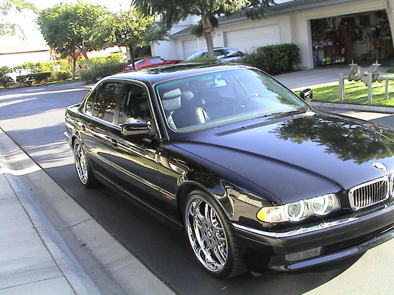 Papmkr 1998 BMW 7 Series 5865780001 Large