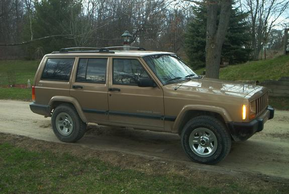 Another dsmith_88 1999 Jeep Cherokee post... - 3880494