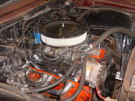 Another cdls65 1965 Chevrolet Bel Air post... - 3881601