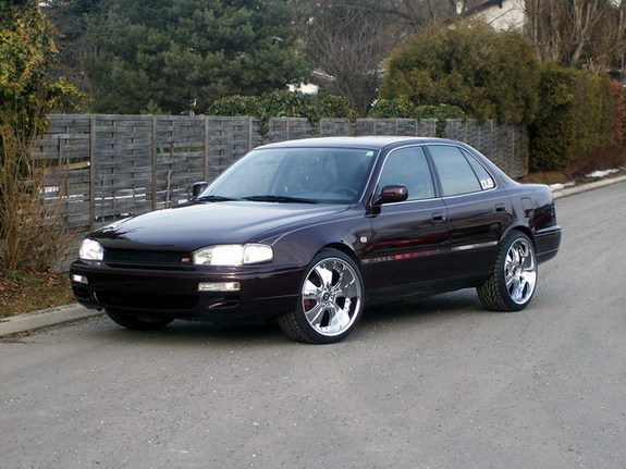 Getuned1 1995 Toyota Camry Specs Photos Modification