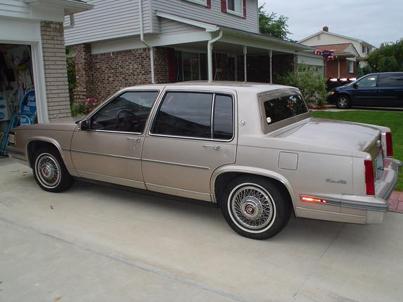 cantonwrestler11 1988 cadillac deville specs photos. Cars Review. Best American Auto & Cars Review