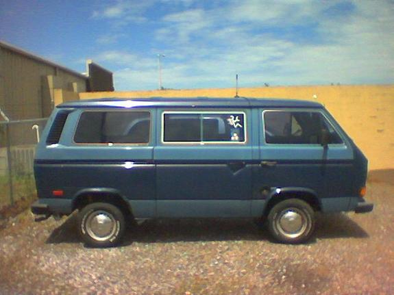 H20Boxer 1984 Volkswagen Vanagon Specs, Photos, Modification Info at