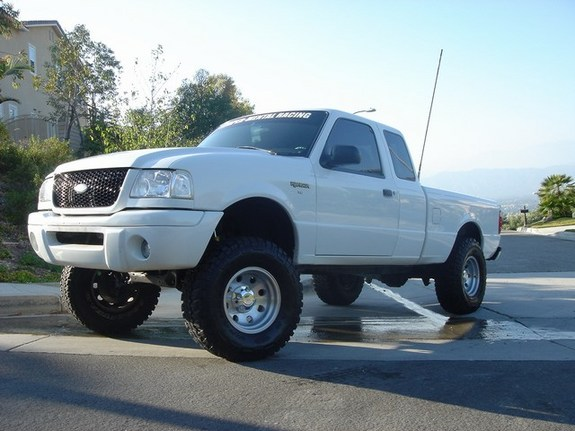 Superguy S 2001 Ford Ranger Regular Cab In West Covina Ca