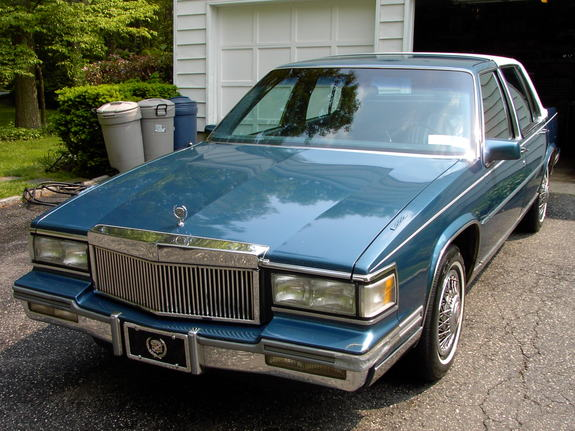 oldmancaddy 1988 cadillac deville specs photos. Cars Review. Best American Auto & Cars Review