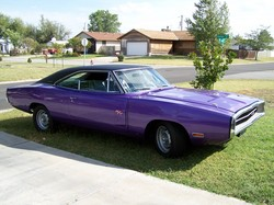 rktennants 1970 Dodge Charger