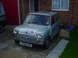 fatboymini 1991 MINI Cooper