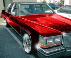 Caddy1988s 1988 Cadillac Fleetwood