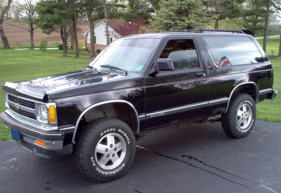 gtsblazer4x4 1991 chevrolet blazer specs photos modification info at cardomain. Black Bedroom Furniture Sets. Home Design Ideas