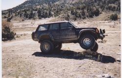 cherokee4x4s 1992 Jeep Cherokee