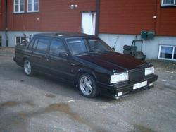 obos_s 1987 Volvo 700-Series