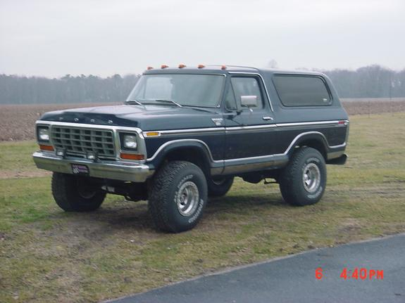 redneckdoyonboy 1978 Ford Bronco