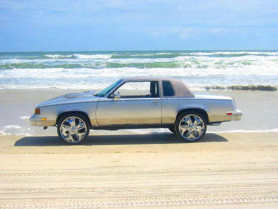 Another clearspl 1984 Oldsmobile Cutlass post... - 3898424