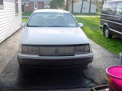 racinqween25 1990 Mercury Sable