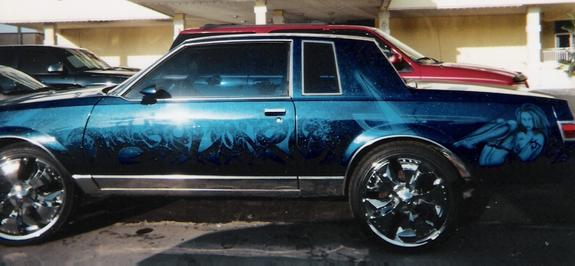 Another 22INCHCUT 1988 Oldsmobile Cutlass Supreme post... - 2980200