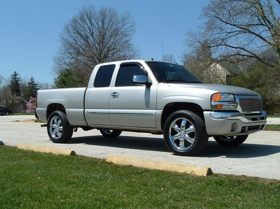 johnamendt 2004 gmc sierra 1500 regular cab specs photos. Black Bedroom Furniture Sets. Home Design Ideas