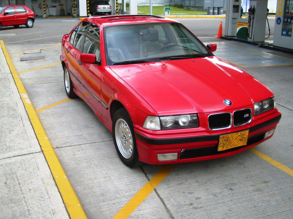 bimmer_325i 1993 BMW 3 Series 3905339