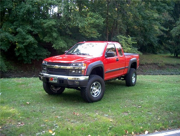 InfantryOPFOR 2004 Chevrolet Colorado Regular Cab 3909941