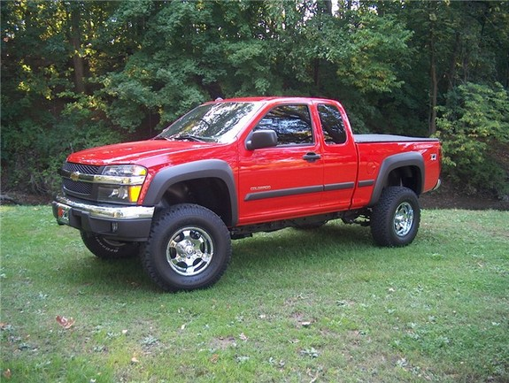 InfantryOPFOR 2004 Chevrolet Colorado Regular Cab 3909942